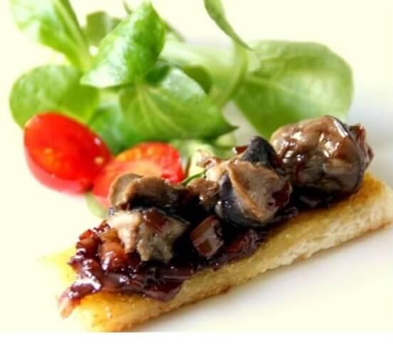 Id e recette de no l uf cocotte escargots blog de - Beurre d escargots maison ...