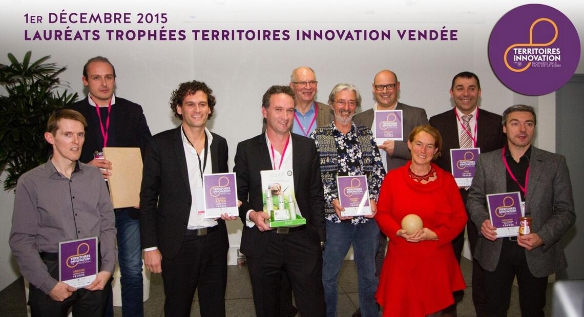 Trophée innovation de Vendée