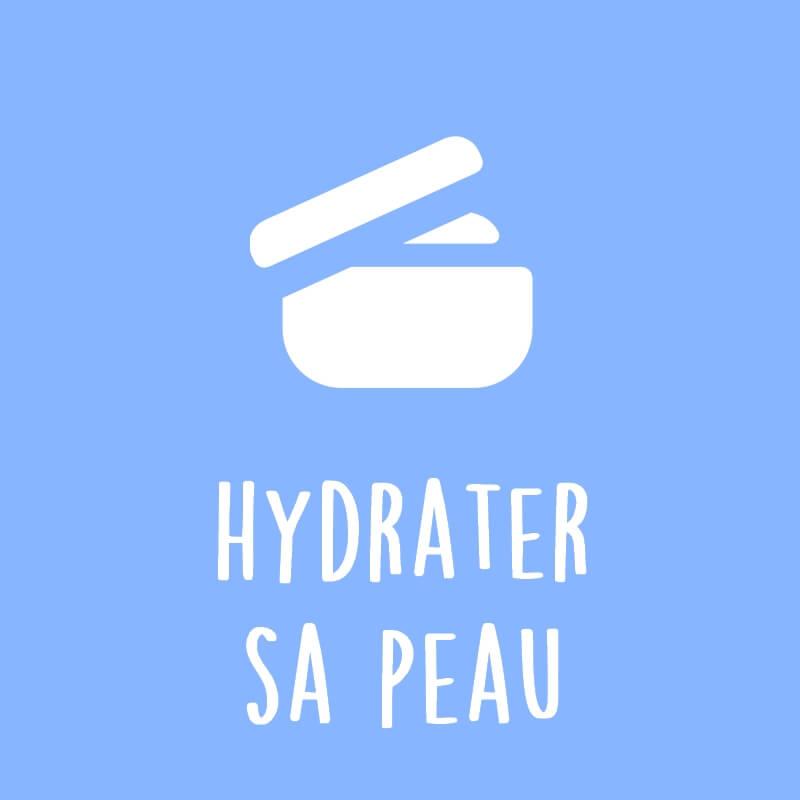 Hydratation peau acnéique