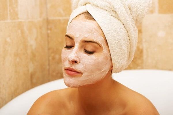 Les masques permettent de nourrir les peaux sèches