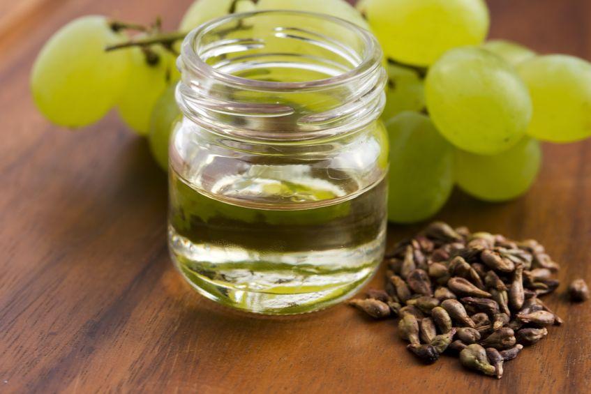 Fabrication de l'huile de pépins de raisin