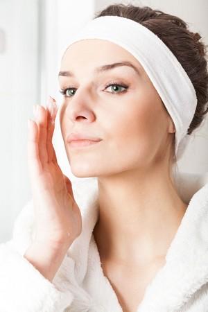 soin hydratation femme peau soir