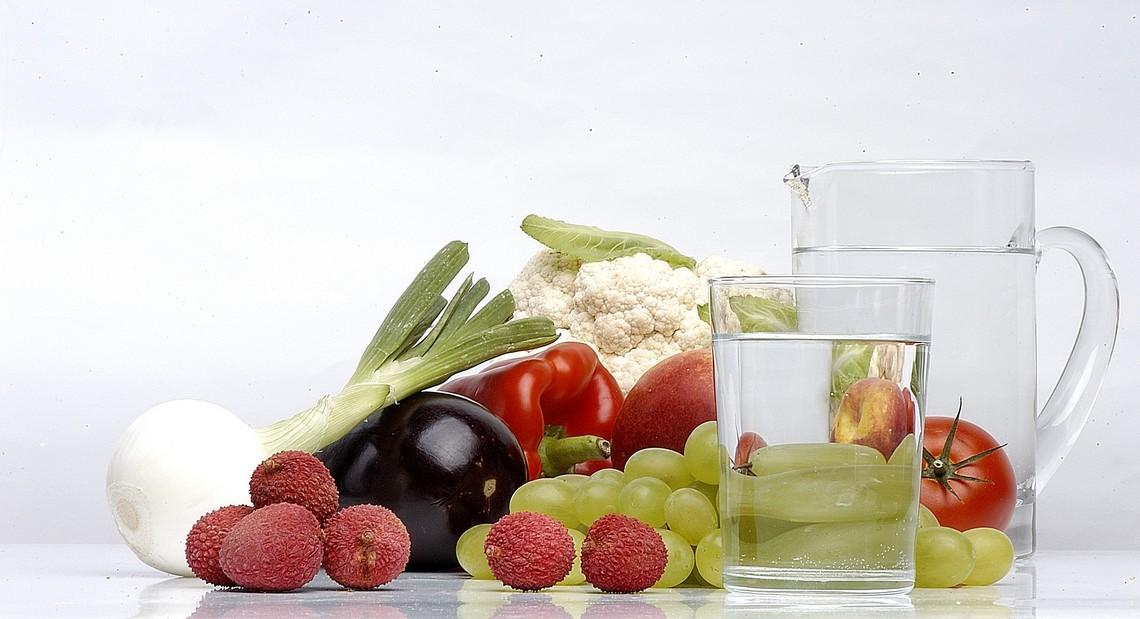 fruits et legumes anti acne