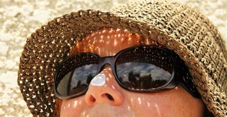 soleil protection peau tache
