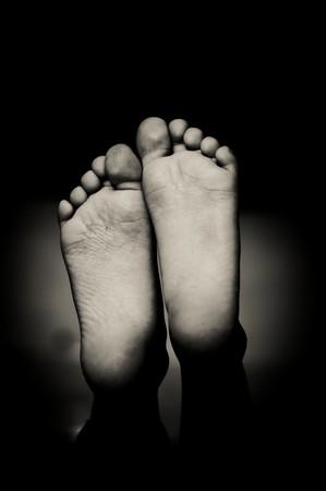 pieds crevasse soin