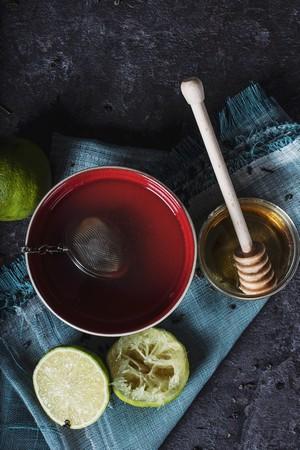 Du thé pour s'hydrater
