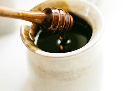 Du miel pour un effet nourrissant
