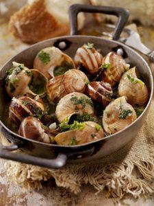 comment cuire des escargots