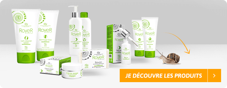 cosmetique bave escargot
