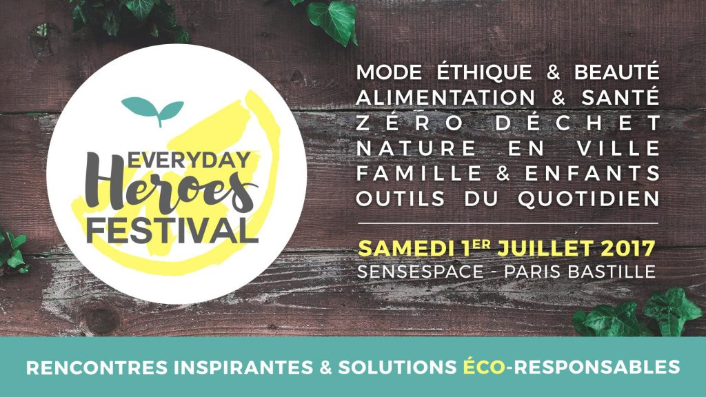 affiche everyday heroes