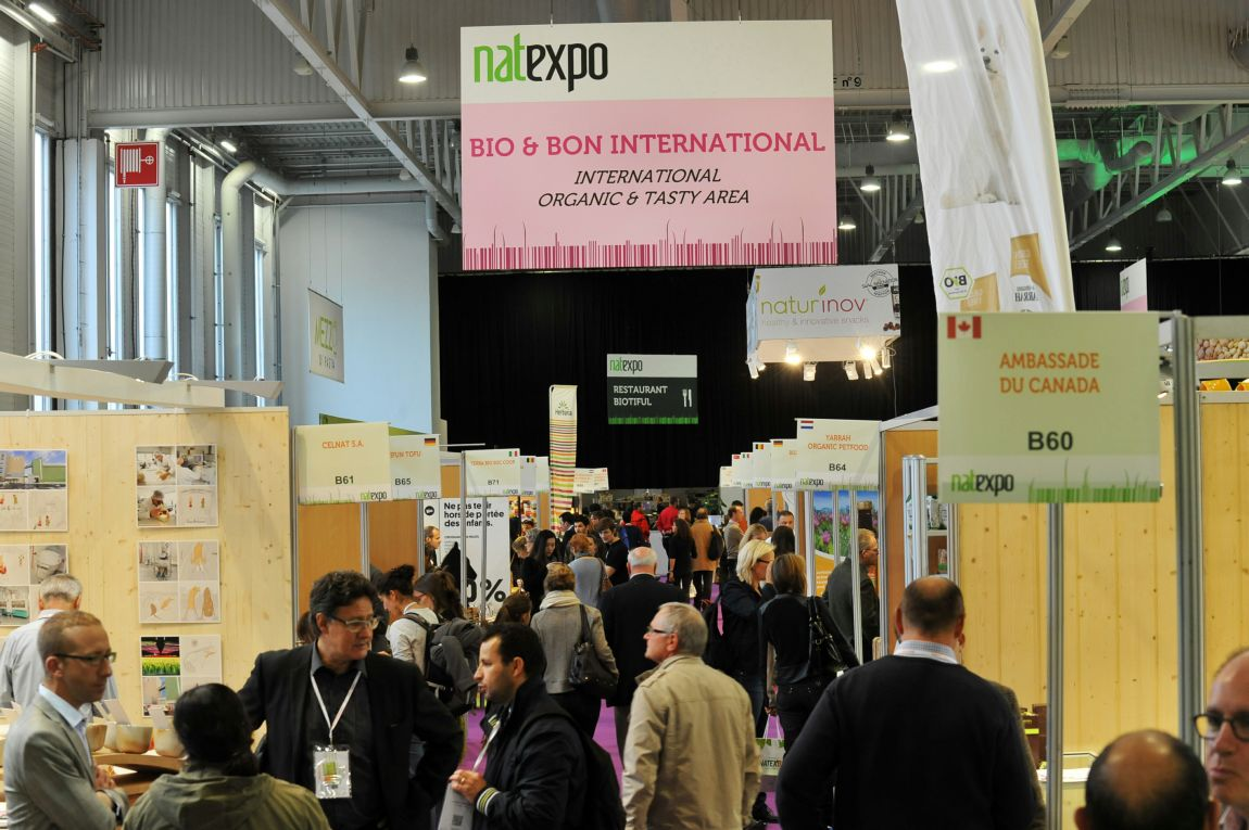 natexpo 2017 paris explorez le bio de demain