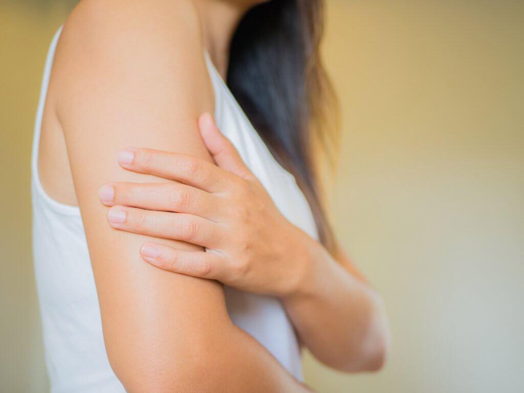 bave escargot eczema