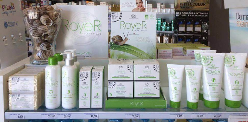 royer cosmétique pharmacie guiot thierry